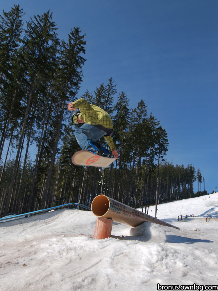 Snowpark w Bilej
